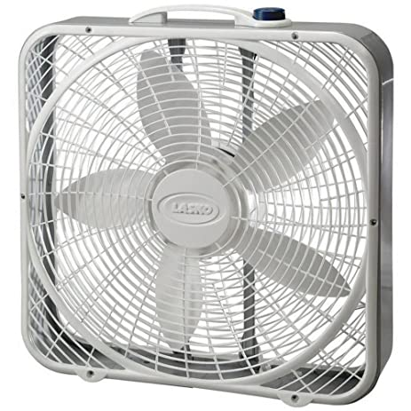 71cI2ZomF3L._SY463_ amazon com lasko 3723 20 inch premium box fan 3 speed home box fan fuse in plug at love-stories.co