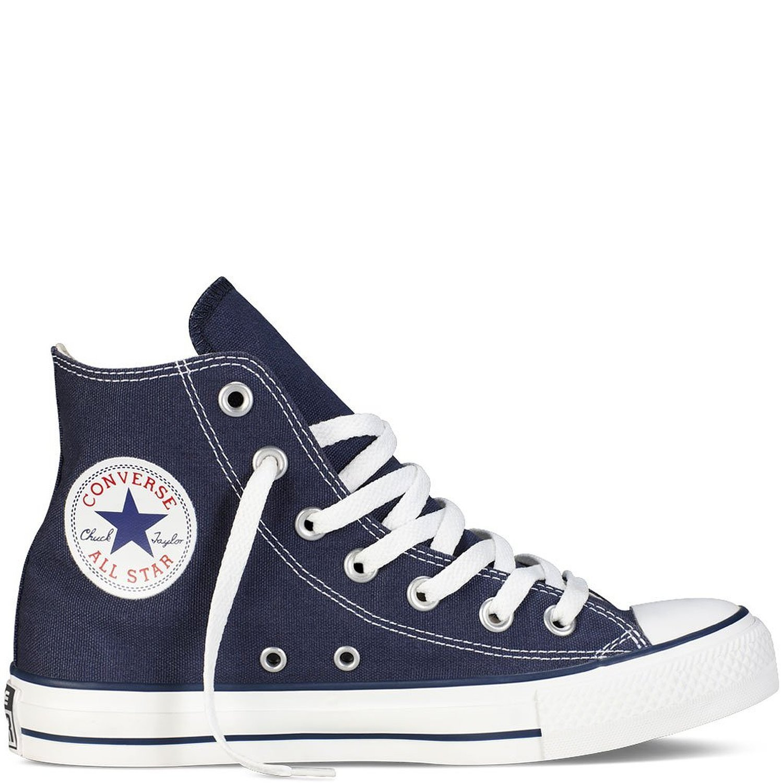 1ff27876ba8 Galleon - Converse Chuck Taylor All Star Classic High Top Sneakers - Navy  Converse  US Men 6.5   US Women 8.5