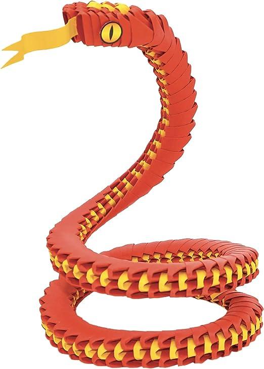 711 CreativaMente Creagami Serpiente multicolor color//modelo surtido