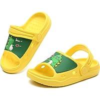 INMINPIN Lindo Zuecos Niñas Niños Respirable Sandalias Verano Zapatillas de Playa y Piscina Zapatos de Jardín y Agua