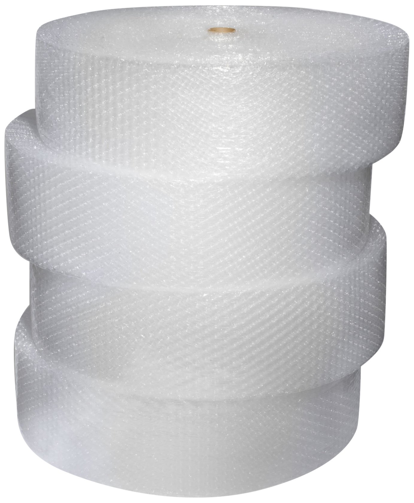 LHW PACK 1/2'' 250' x 12'' Big Nylon Bubble Cushioning Wrap, Perforated Every 12''
