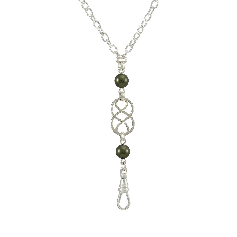 22a5530899bf3 Amazon.com: Brenda Elaine Jewelry | Women's Fashion Lanyard Necklace ...