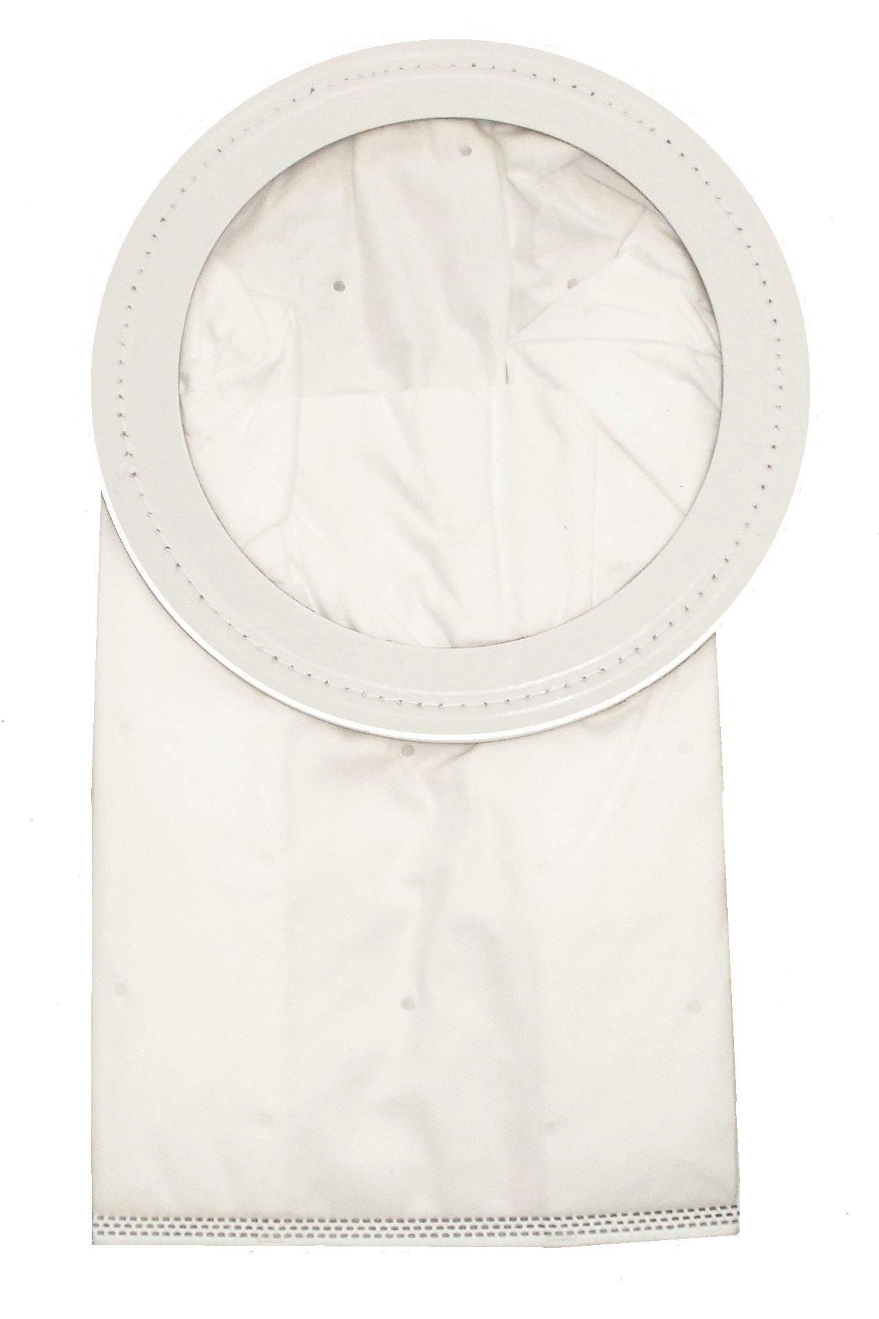 BISSELL BigGreen Commercial BG151802 Advance Filtration Disposable Bags for BG1006 Series 6 quart Backpack