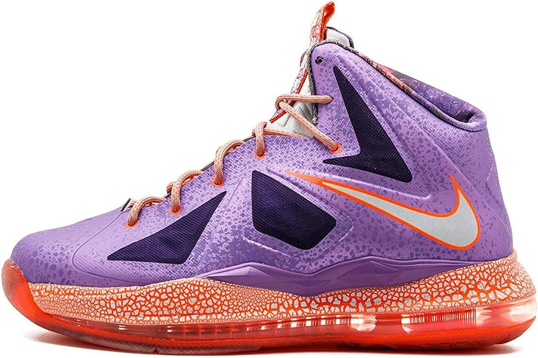 Nike Air Lebron X All Star sz 5y Purple