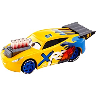 Disney/Pixar Cars XRS Drag Racing Cruz Ramirez