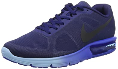 9854e42003e Nike Men Air Max Sequent Running Shoes (8.5 D(M) US