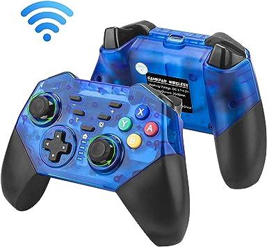 GABRIEL Controlador inalámbrico para Nintendo Switch, Mando a ...