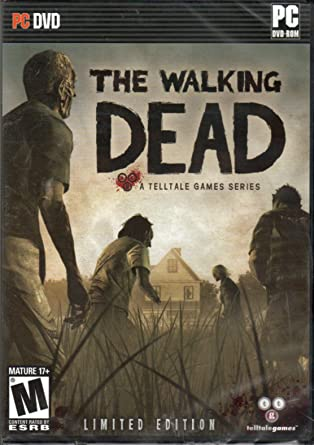 Amazon com: The Walking Dead - PC DVD-Rom Telltale Game: Movies & TV