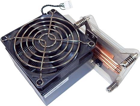 HP Z420 Z620 CPU disipador de calor y ventilador 647287 – 001 ...
