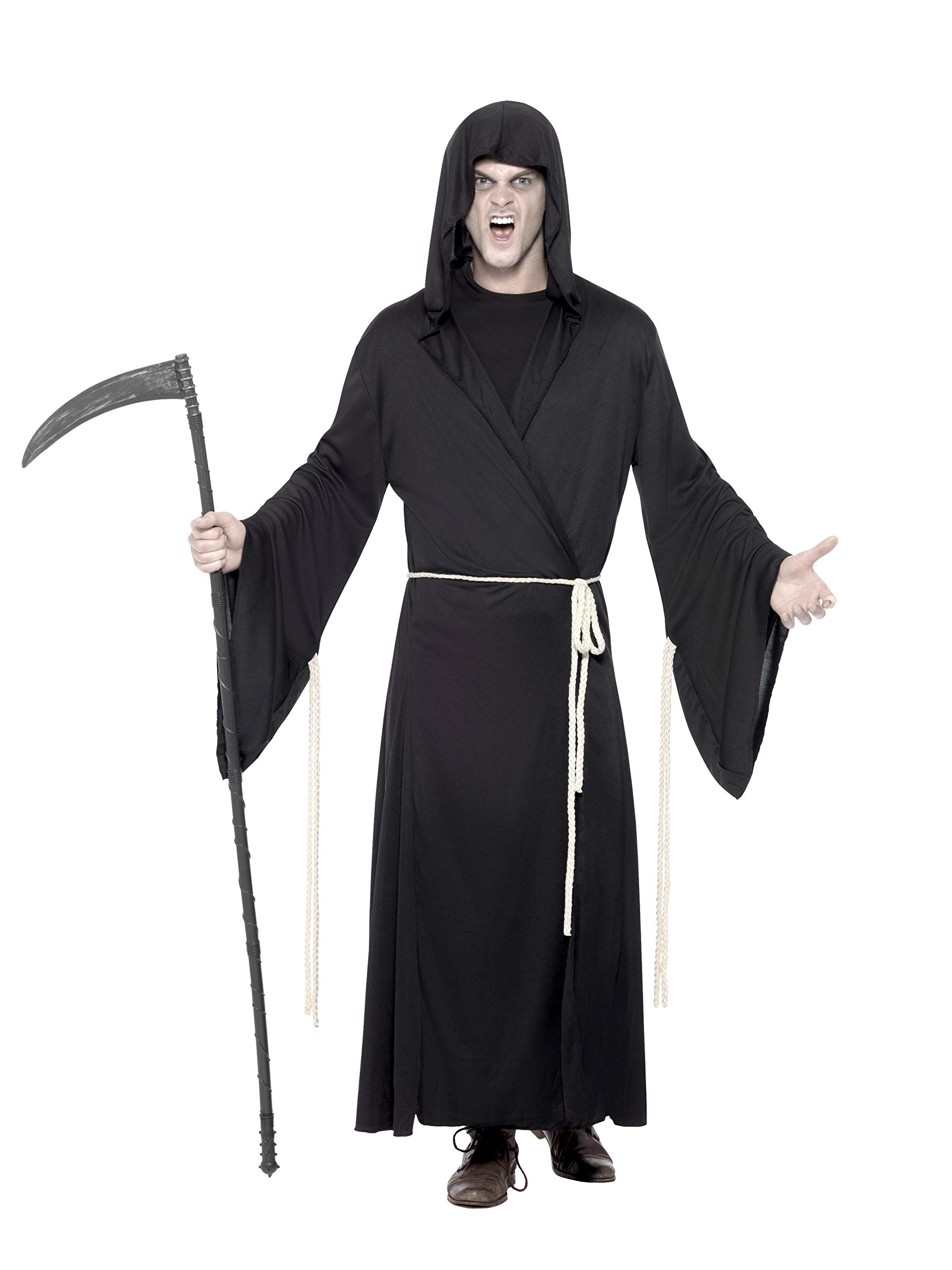 Ghost Pirate Man Costume Shipmate Halloween Scary Ghoul Mens Fancy Dress Outfit