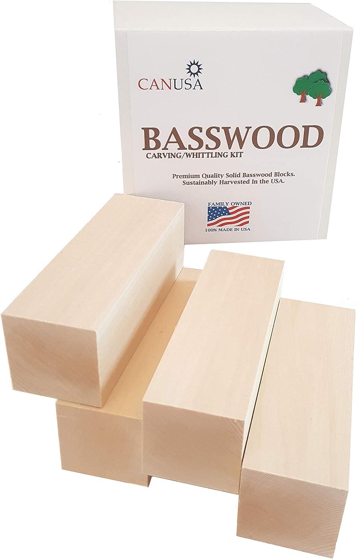 "Basswood Carving Block 1/""X3/""X12/"" 091157044290"