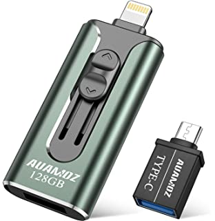 Original DM 64GB Lightning OTG USB 3.0 Flash Drive Memory Stick for ipad iphone