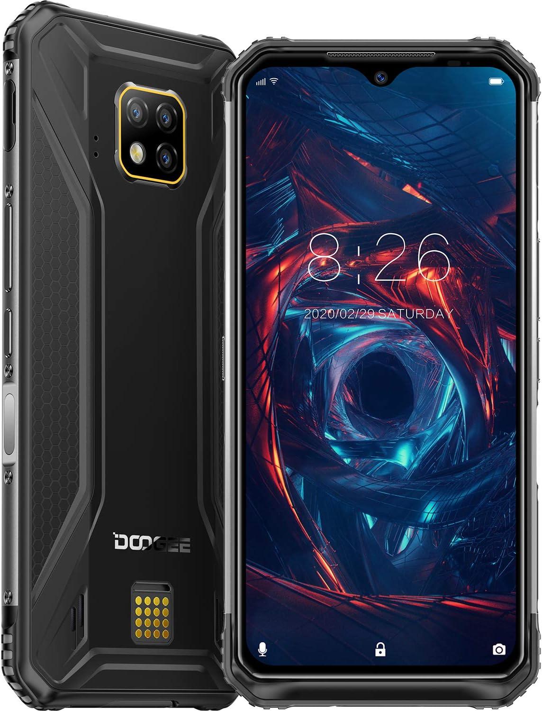 Teléfono Móvil Libres 4G, DOOGEE S95 Smartphone Libre 6 GB+128GB ...