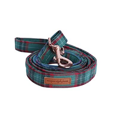 USP Dog Leashes Training Strong Pure Cotton Dog Leashes Summer Vitality Small Medium Large Dogs 3 Sizes 5 Patterns