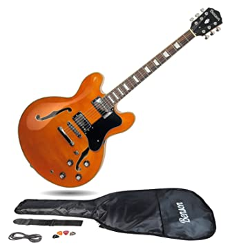 Guitarra electrica hondo