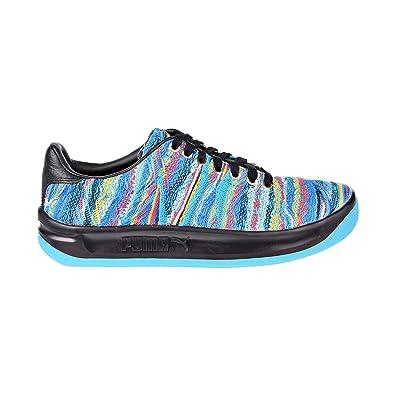 Puma Select Men's x Coogi California Sneakers, Blue Atoll, 9