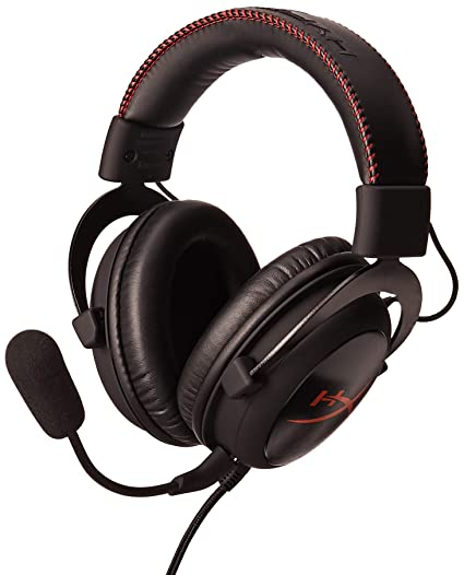 Image Unavailable. Image not available for. Color  HyperX Cloud Gaming  Headset ... 05c8ea55a248f