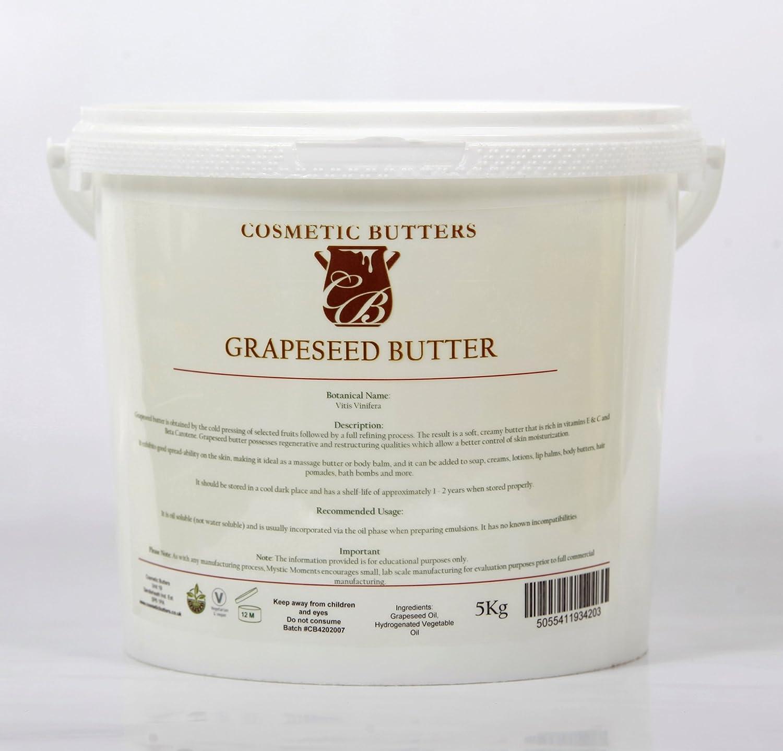 Grapeseed Blended Butter - 5Kg B0127JRJEQ
