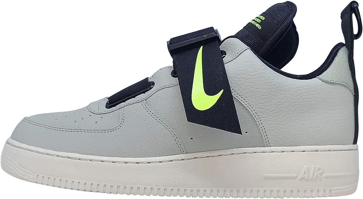 NIKE Air Force 1 Utility, Zapatillas de Baloncesto para Hombre: Amazon.es: Zapatos y complementos