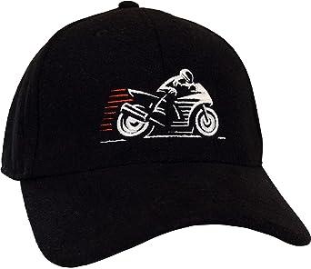 Gorra de béisbol: Moto/Base-Cap/Regalo Motero/Regalos Biker/Gorras ...