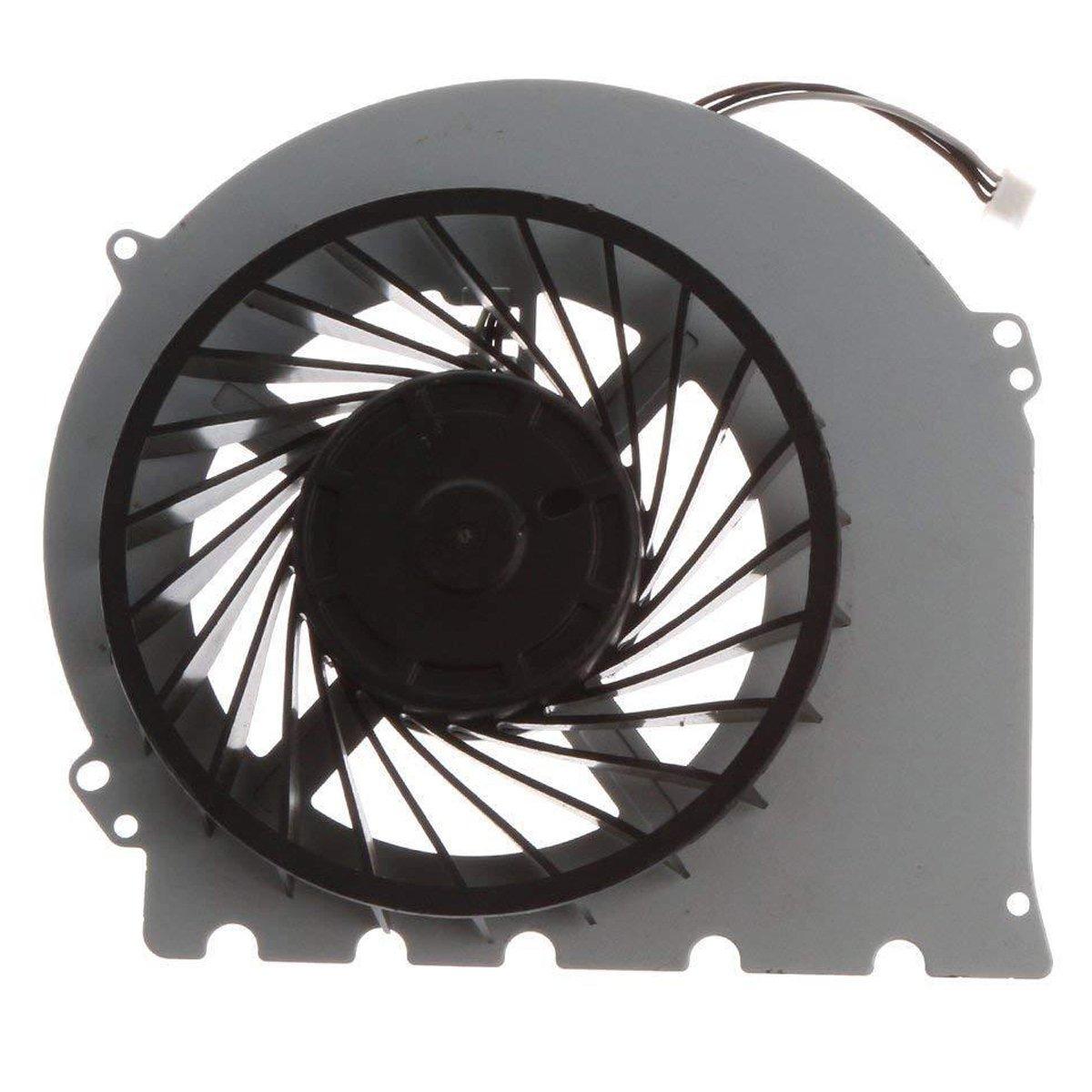 J&L Electronics Internal 3 Pin CPU Cooling Fan for PS4 Slim CUH-2015A CUH-2115B OEM