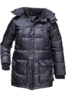 1cccae6f8079 Doudoune EA7 Emporio Armani Black  Amazon.fr  Vêtements et accessoires