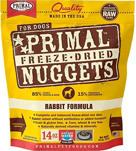 Amazon.com: Primal Freeze Dried Pet Foods: Mascotas