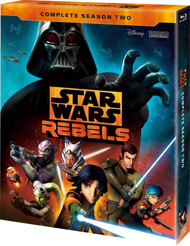スター・ウォーズ 反乱者たち シーズン2 BDコンプリート・セット Blu-ray