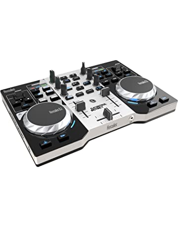 Hercules 4780833 - Controlador DJ (USB, 1.5 GHz, 1 GB), color