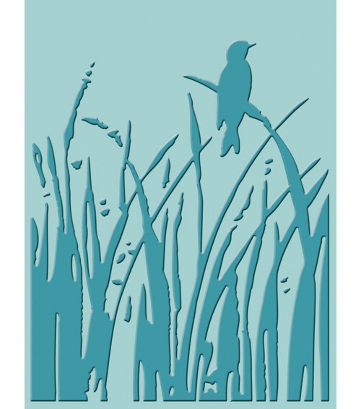 CuttleBug 371169 Dossier de Gaufrage A2 Bird Call 0, 96 x 11, 7 x 20, 9 cm 37-1169