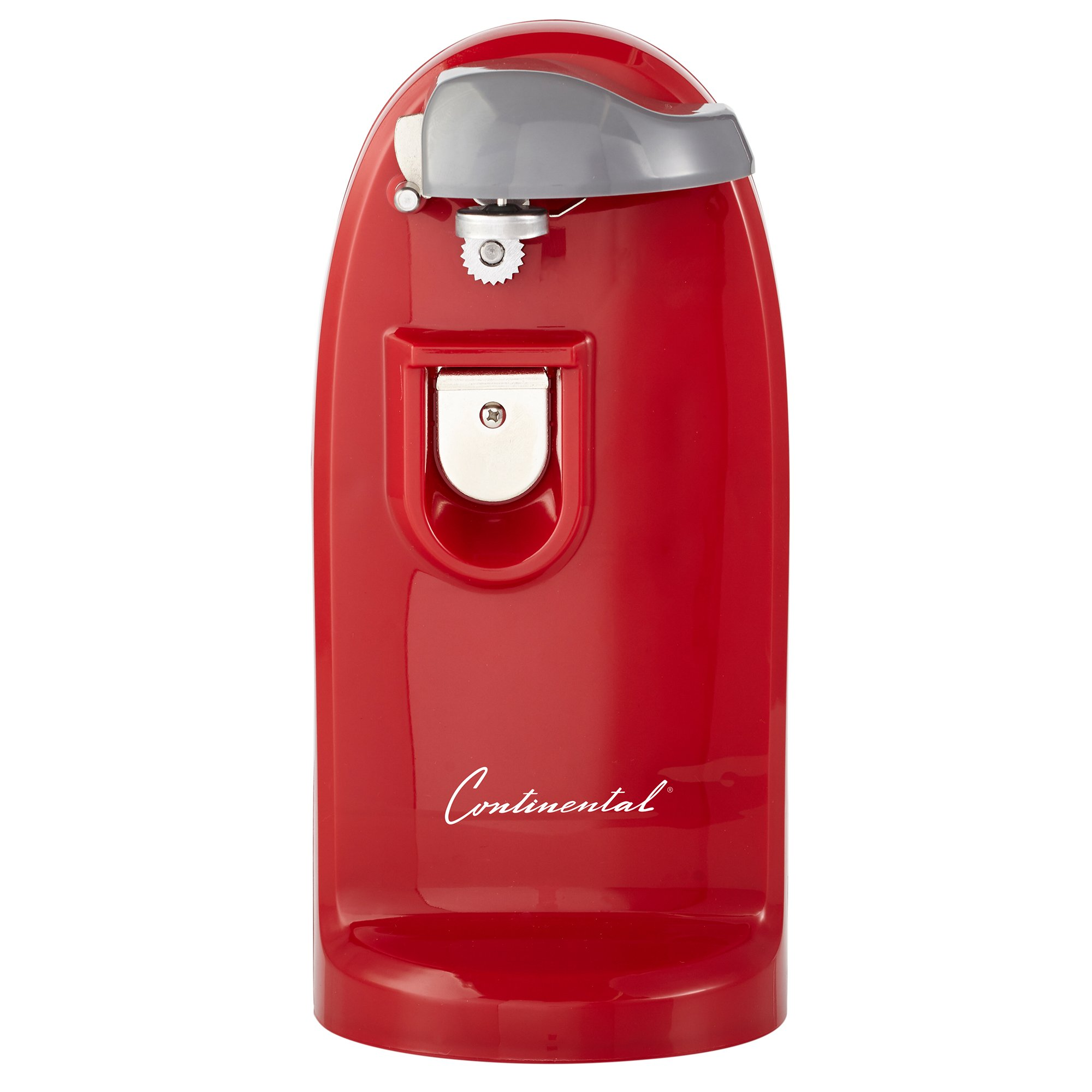Continental Electric CP42265 Tall Can Opener, Red by Continental Electric