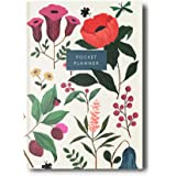 The Ink Bucket - Undated Pocket Planner Diary | Fresh Botanical Illustrations | End of Month Reflections | Size - H - 20cms; W - 13cms