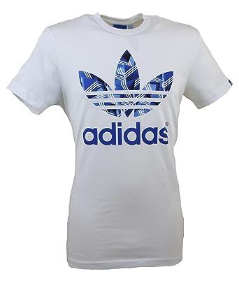 18163504cc6 adidas Originals T-Shirt Shoe Box T-Shirt - Multi-coloured - Medium:  Amazon.co.uk: Clothing