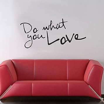Amazon.com: Pulse Vinyl Do What You Love - Inspirational Life Quotes ...