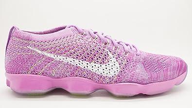 new concept c0816 5df52 Nike Flyknit Zoom Agility Sz 8 Frauen Cross Training Schuhe Lila Neu im  Kasten