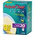 3-Pack Aquaclear Foam Inserts
