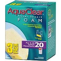 3-Pack Aquaclear Foam Inserts