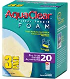 Aquaclear Foam Inserts, 3-Pack