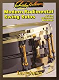 Modern Rudimental Swing Solos for the Advanced Drummer