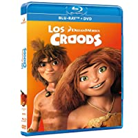 Los Croods [Blu-ray]