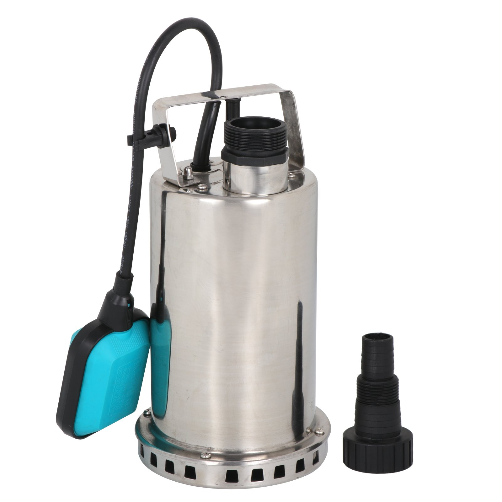 ZENY Submersible Pump Dirty Clean Water Pump Swimming Pool Pond Heavy Duty Water Transfer (3000GPH)