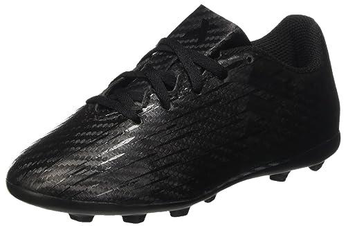 Adidas X 16.4 in Scarpe da Calcio Bambino Nero Core Black/Core Black/Dark Gre