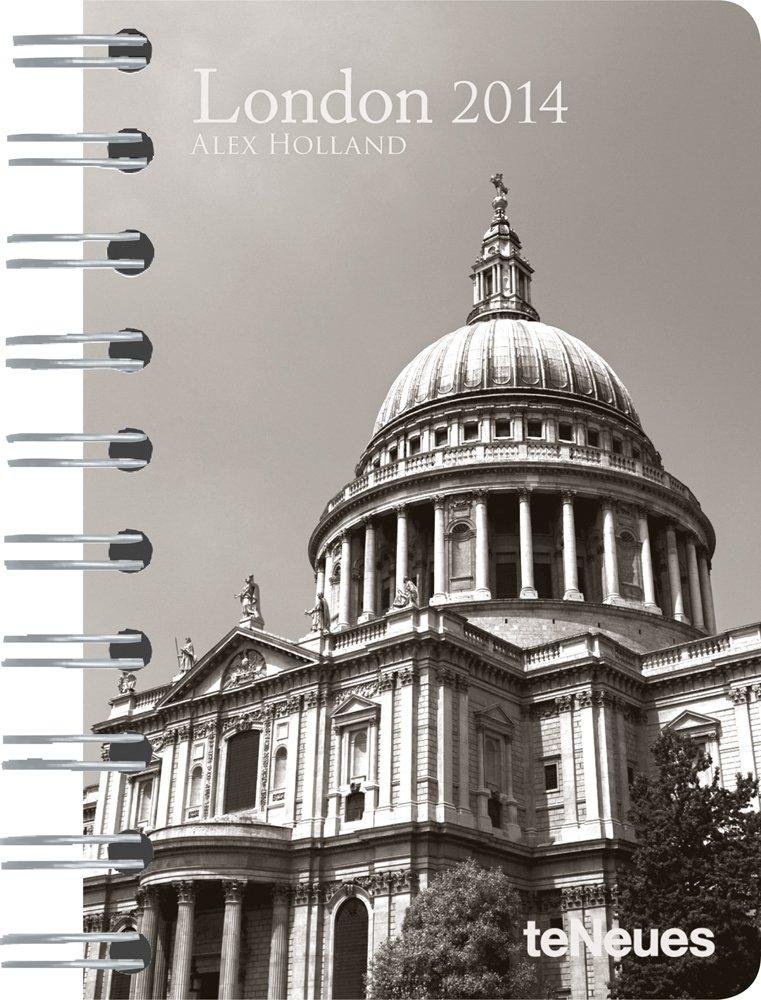 London 2014. Taschenkalender Deluxe