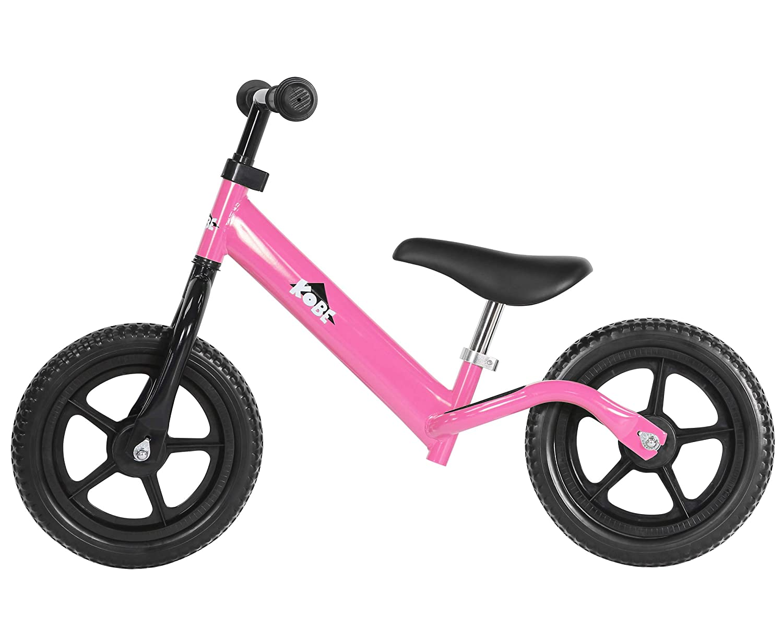 Kobe Metal Pink Balance Bike 40-21004