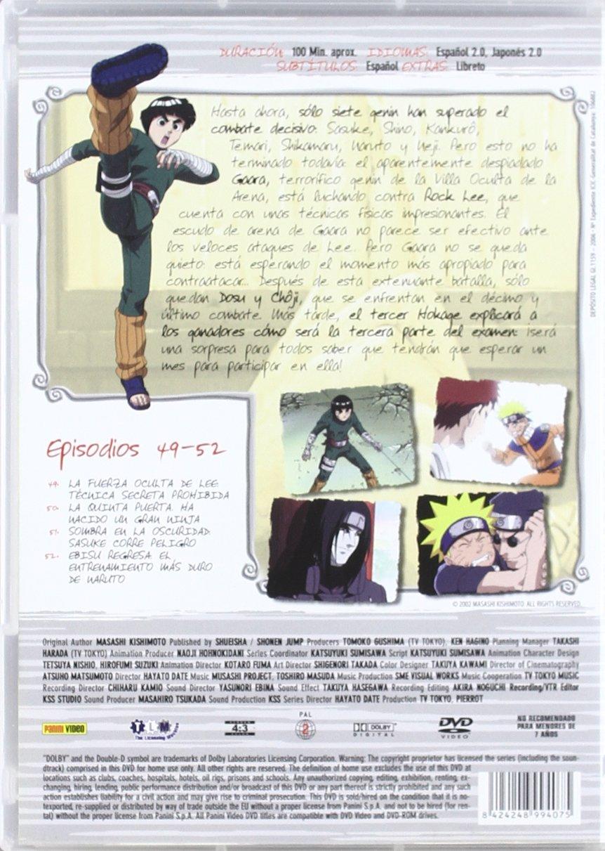 Amazon.com: Naruto Vol. 12 (Import Movie) (European Format ...