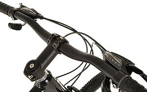 "3x7 speed drivetrain - Vilano 26"" Mountain Bike Ridge 2.0 MTB 21 Speed with Disc Brakes"