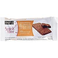 Siken Form Snack Galleta Sabor Chocolate - 32 Paquetes de 25 gr - Total: 800 gr