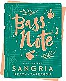 Bass Note Sangria - Peach Tarragon 750ml