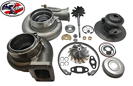 Holset HX 62mm You Build Complete Turbo Kit