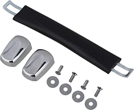 BQLZR Suitcase Luggage Case Plastic 18cm Spare Strap Flexible Handle Grip Replacement